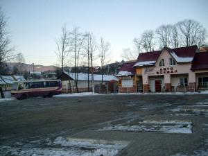 Автовокзал яремчи